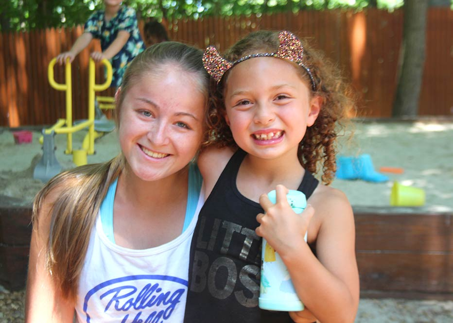 Families of Rolling Hills Day Camp
