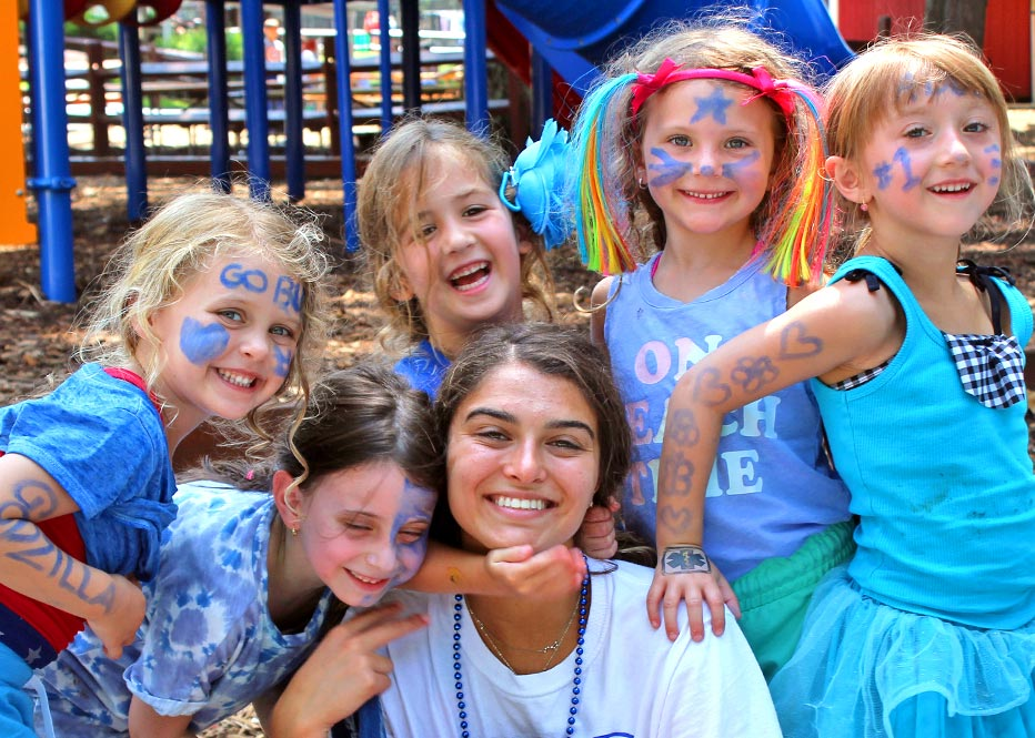 Join the Staff at Rolling Hills Day Camp